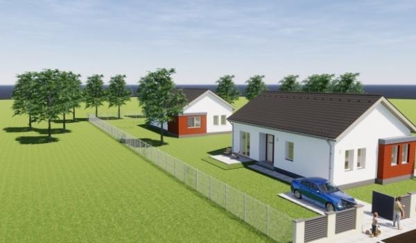 Duna parthoz közel!!!  Halászi Damjanich u. 2 db különálló családi ház ELADÓ